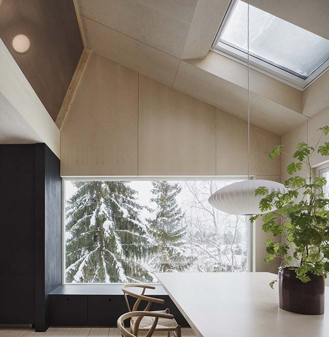 House of many-worlds in Oslo by Austigard Arkitektur