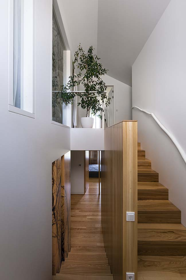 Waterline House in Kharkiv by Ryntovt Design
