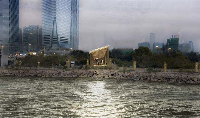 West Kowloon Pavilion by New Office Works