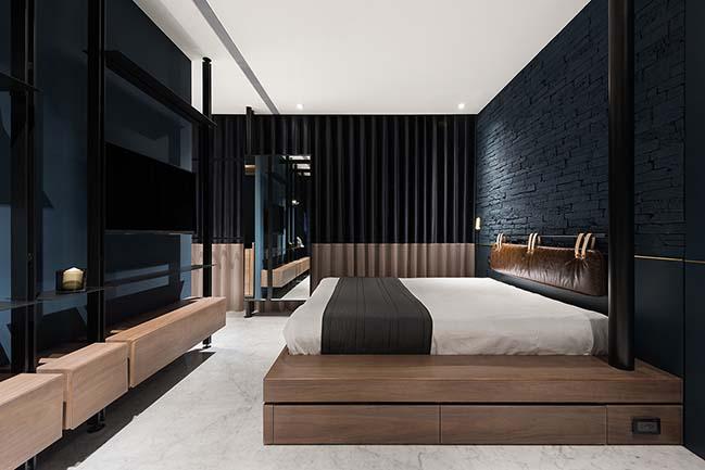 Residence C.A. by W&Li Design