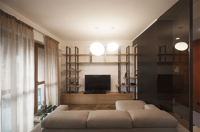 Frammenti House by SMNO Architetti