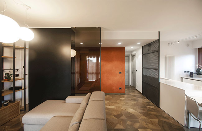 Frammenti House by SMNO Architetti