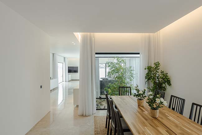 Areia Houses by AAP Associated Architects Partnership