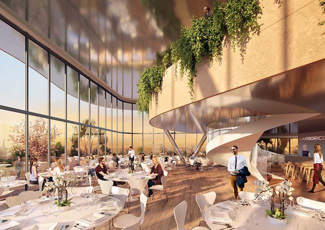 Arboricole by Vincent Callebaut Architectures