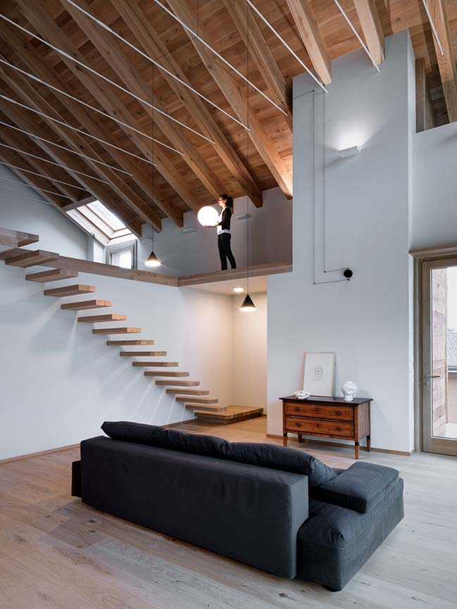 A.G. House in Sondrio by Rocco Borromini