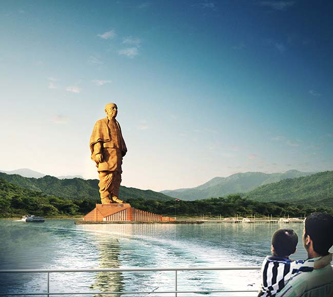 The Statue of Unity in India by Michael Graves Architecture & Design