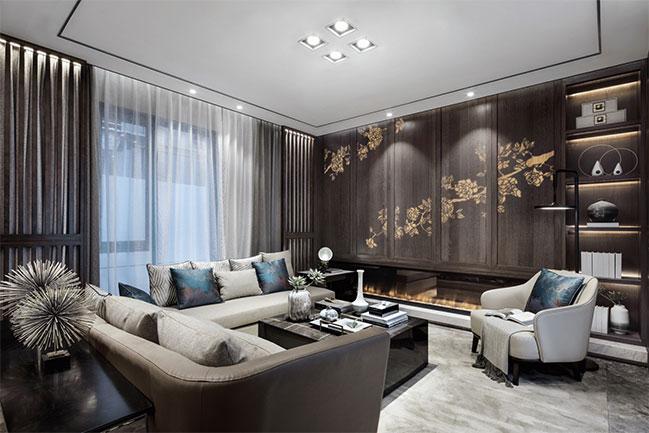 BiShan Green Island Villa Showroom by H DESIGN