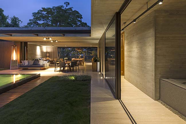 Jardins Residence by Drucker Architecture