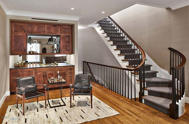 Brooklyn Heights Townhouse by BAXT INGUI