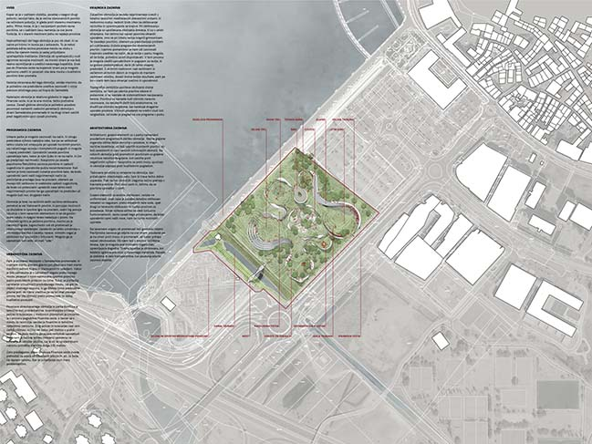 Construction underway on ENOTA's Koper Central Park proposal