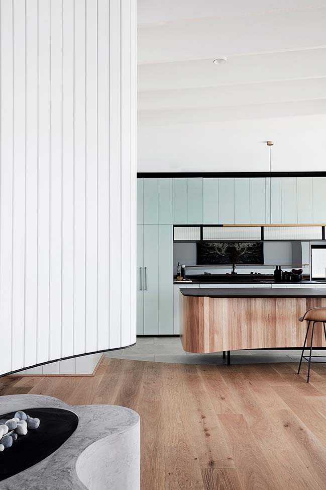 Tama's Tee Home by Luigi Rosselli Architects