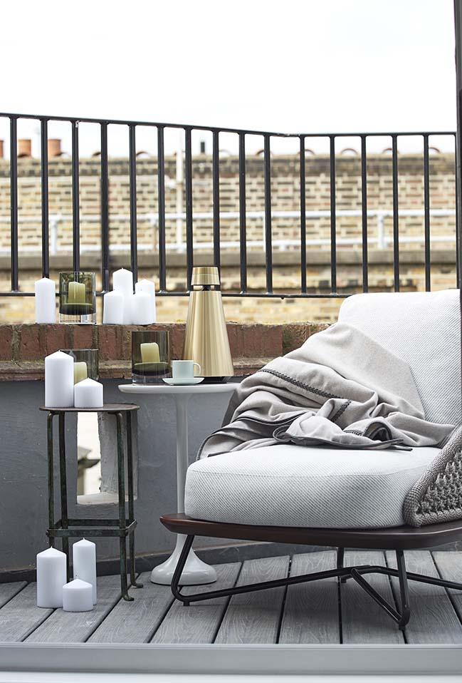Bijou Marylebone Apartment by Maurizio Pellizzoni