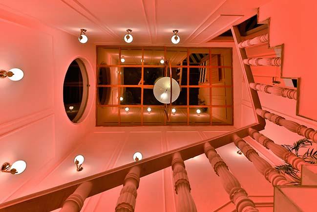The Pink Zebra by Renesa Architecture Design Interiors