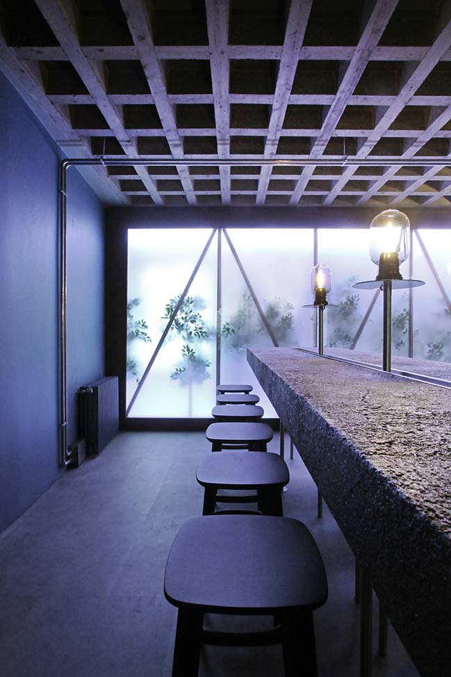 ELAV Kitchen and Beer by Francesca Perani architect and MargStudio