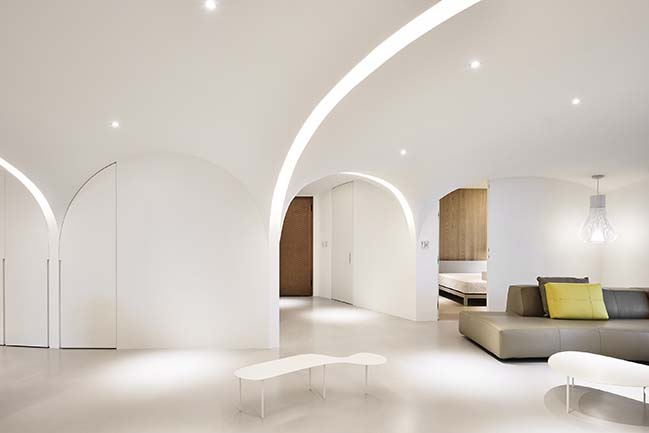 Sunny Apartment by Very Studio | Che Wang Architects