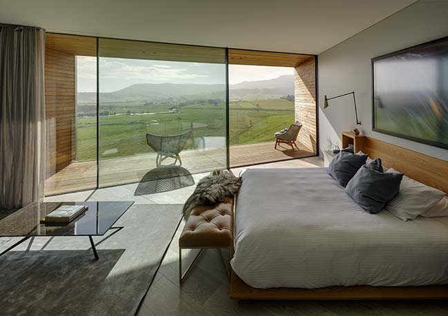 Headland house in gerringong by atelier andy carson for Beach house design jeffrey strnad
