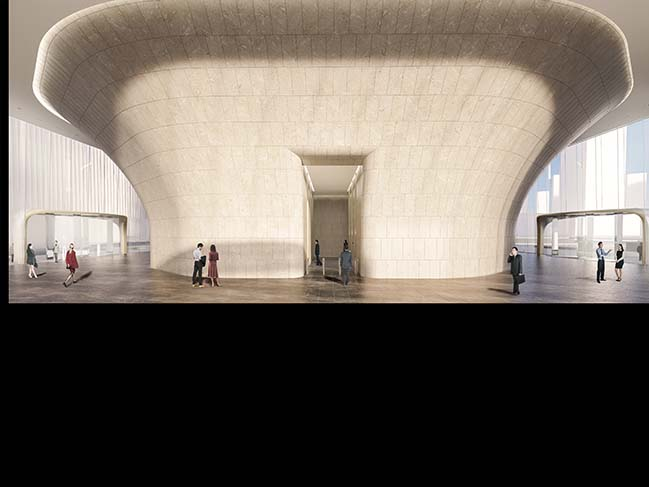 SOM reveals design of Hangzhou Wangchao Center