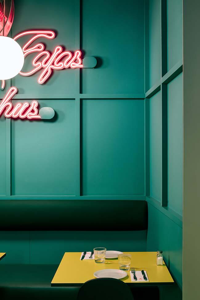 Las Chicas, Los Chicos y los Maniquís Restaurant by El Equipo Creativo