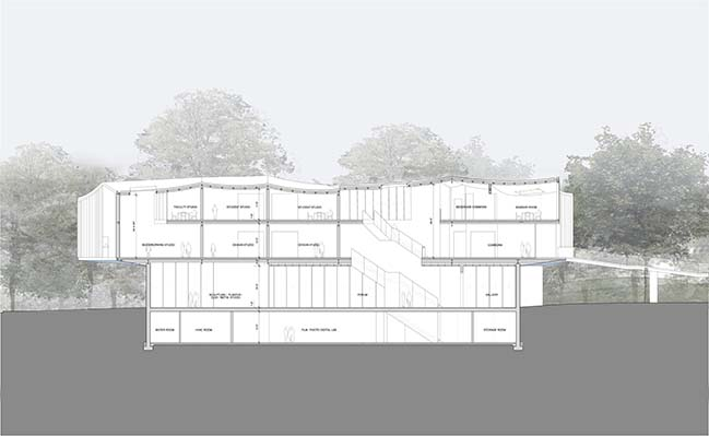 Steven Holl Architects breaks ground on New Winter Visual Arts Center