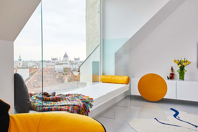 Budapest Apartment by Margeza Design Studio