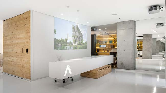 U-125: ARCHETONIC's New Offices in Mexico