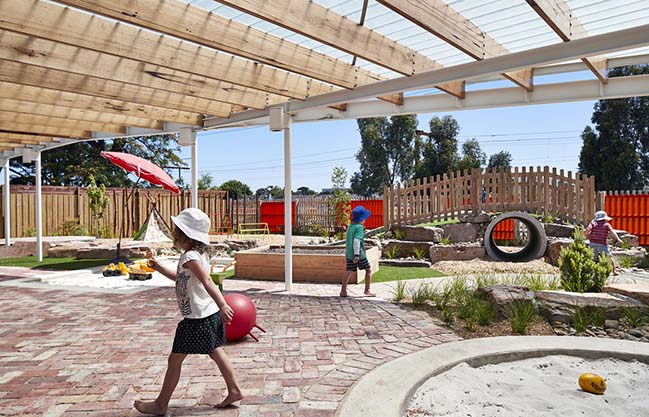 Noriter Bilingual Early Learning Centre by Nest Architects