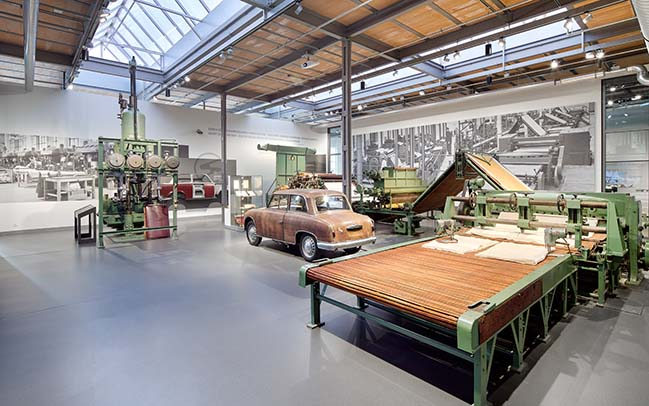 August Horch Museum by ATELIER BRÜCKNER