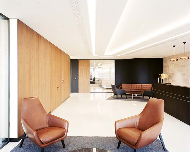 Canada House Dublin by Powerhouse Company
