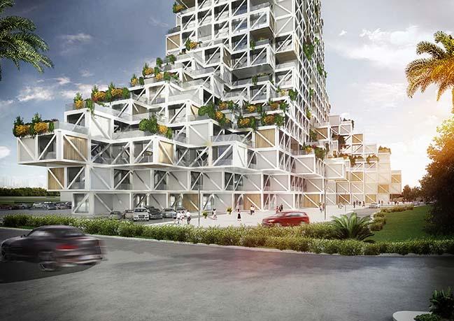 迪拜Nhabitat由rgg Architects