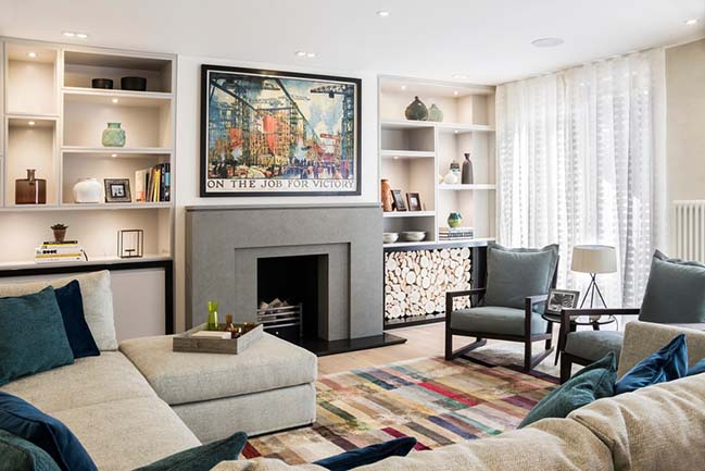 Highgate Hill in London by LLI Design