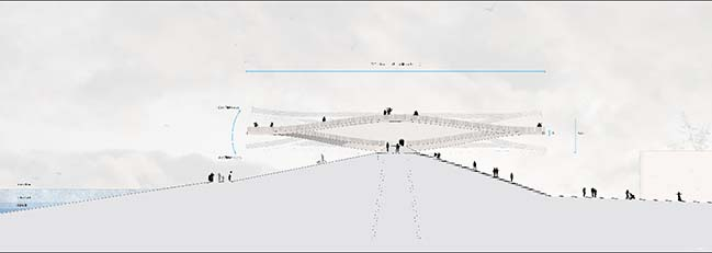 MVRDV design public art project SeaSaw