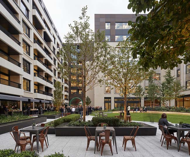 Make Architects launches Rathbone Square