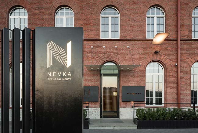 NEVKA by Art Gluck Design Group