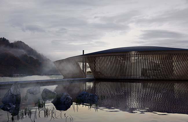 Flux Retreat by Antony Gibbon Designs