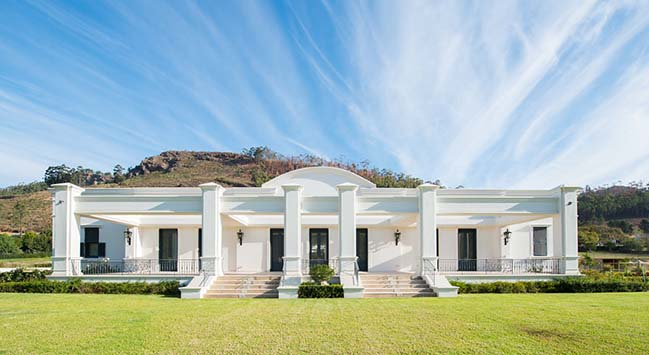 Inhouse completes luxurious Franschhoek Manor House