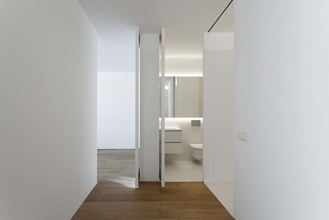 FLAT in Valencia by Fran Silvestre Arquitectos