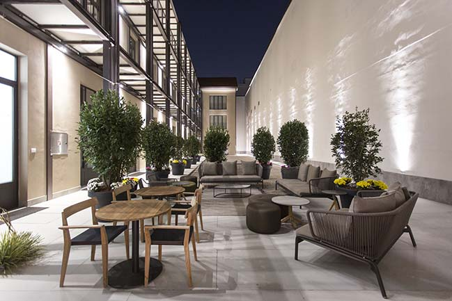 Savona 18 Hotel by Cibic Workshop