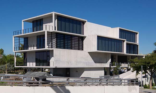 GLF Headquarters in Miami by Oppenheim Architecture