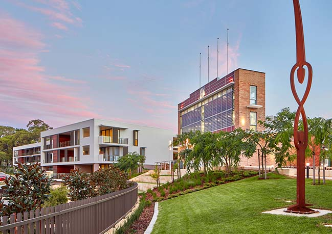Empire Apartments in Perth by Cameron Chisholm Nicol