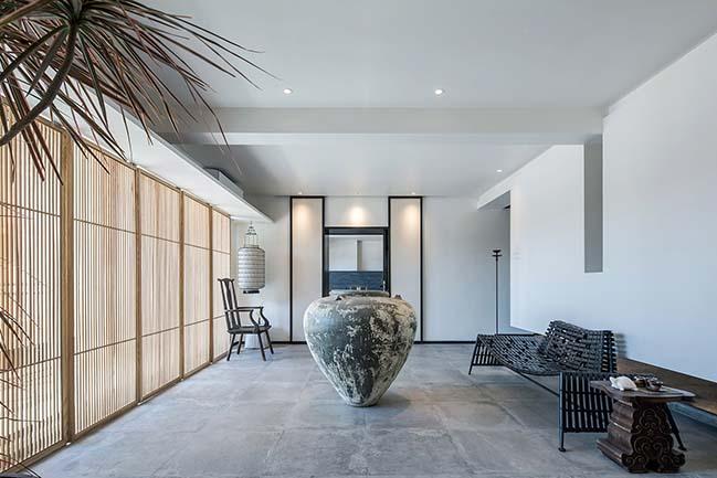 Tea House Design by G&S Design