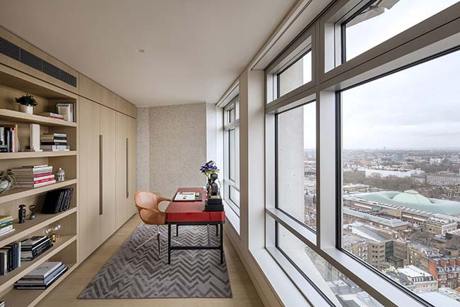 Centre Point Tower London by Conran and Partners