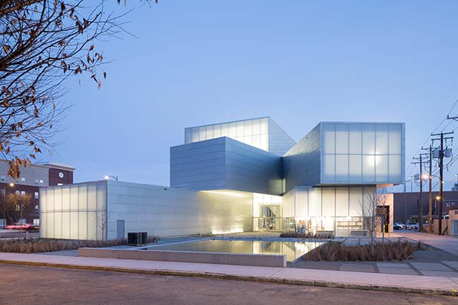 Institute for Contemporary Art at VCU by Steven Holl Architects