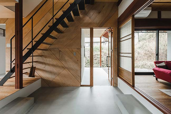 Shimotoyama House Renovation by Alts Design Office