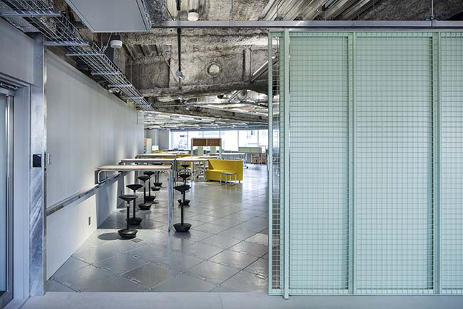 Toy's Factory by Schemata Architects