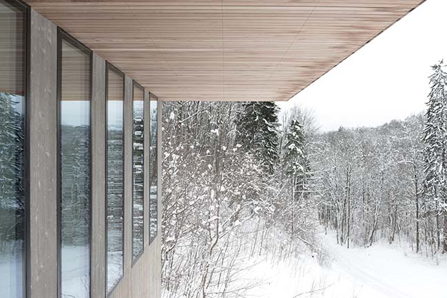 Two-in-One House by Reiulf Ramstad Arkitekter