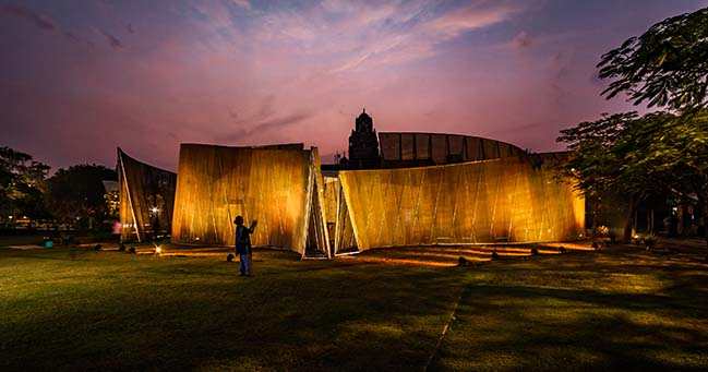 The Bonjour India Experience in New Delhi by SpaceMatters