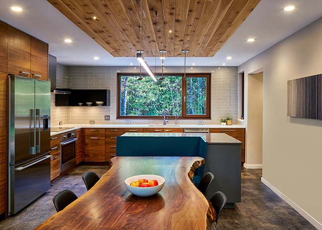 Deer Haven Residence by Mathison Architects