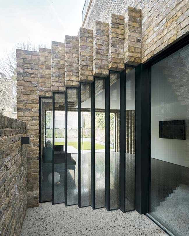 Step House in London by Bureau de Change