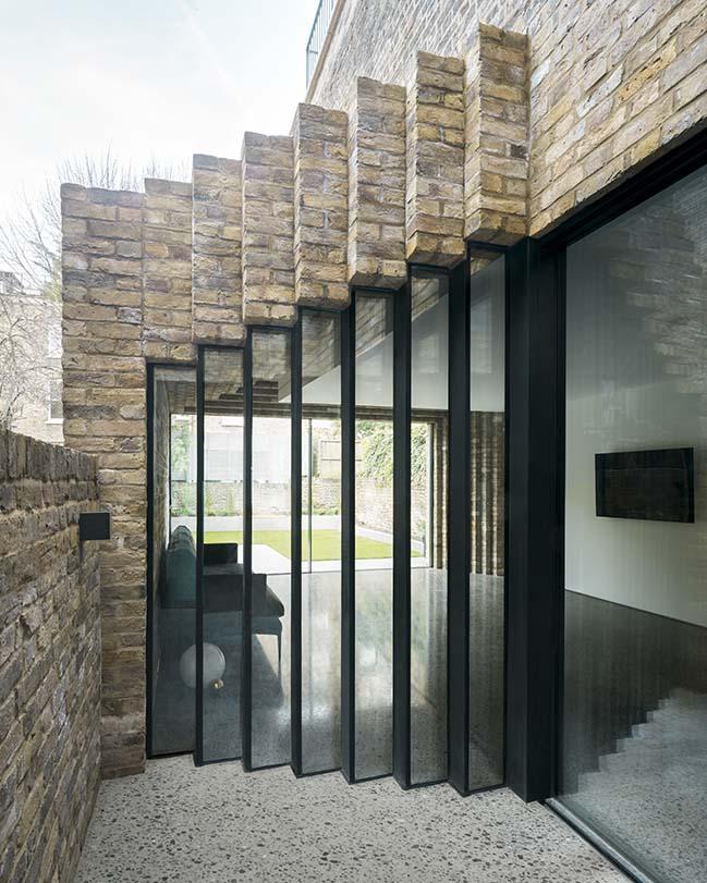 Step House in London by Bureau de Change