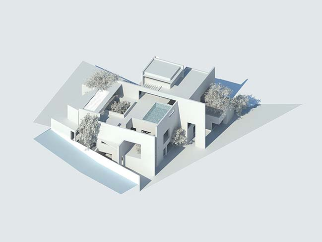 Casa TEC 205  by Moneo Brock